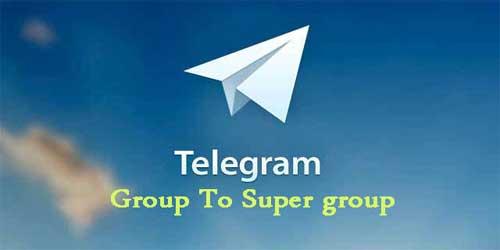 لینک سوپر گروههای تلگرام سری دوم
