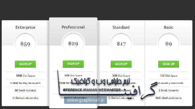 دانلود کد صفحه تبلیغاتی و فروش